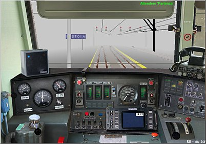 Guidare un treno regionale online dating